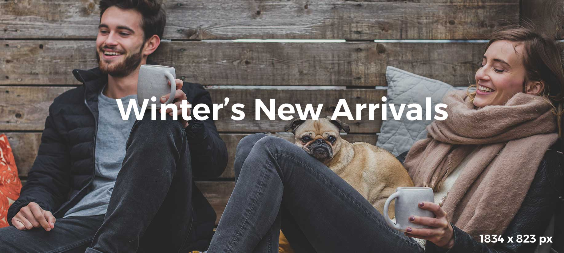 Winter's New Arrivals