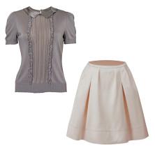 Naisten paita ja hame