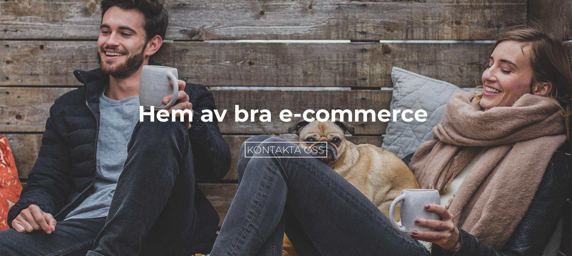 Hem av bra e-commerce